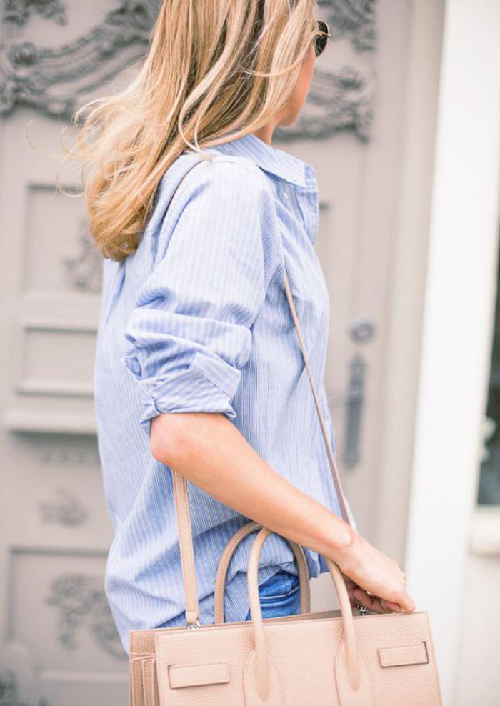 chemise-rayée-femme-une-parfaite-tenue-d'été-pour-l'office