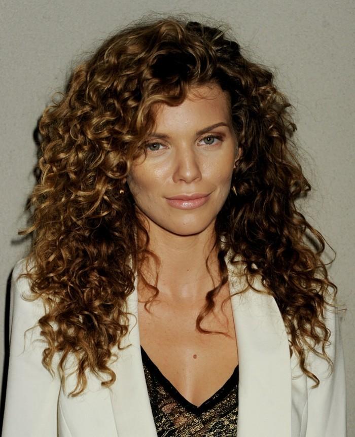 Coupe Cheveux Boucles Femme Long - Coupe Cheveux Tendance
