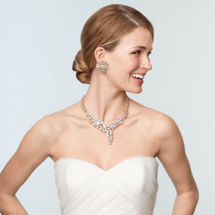 Connu Comment choisir vos bijoux de mariage? - Archzine.fr DJ53
