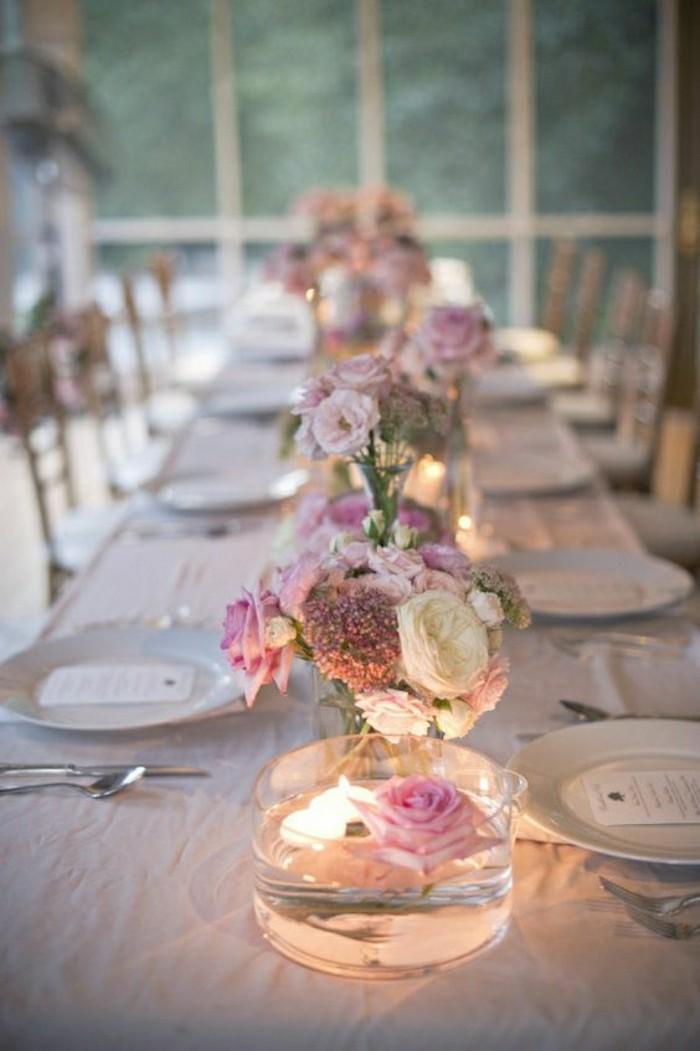 composition-florale-centre-de-table-comment-decorer-une-table-mariage-nos-idees
