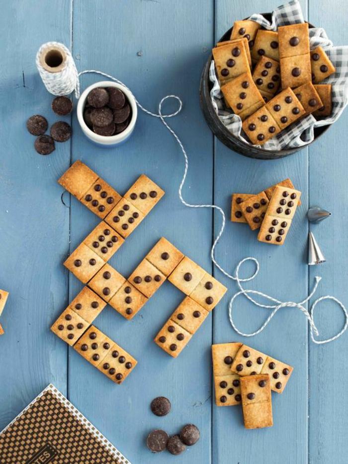 décoration-recette-pour-faire-des-cookies-domino-cool