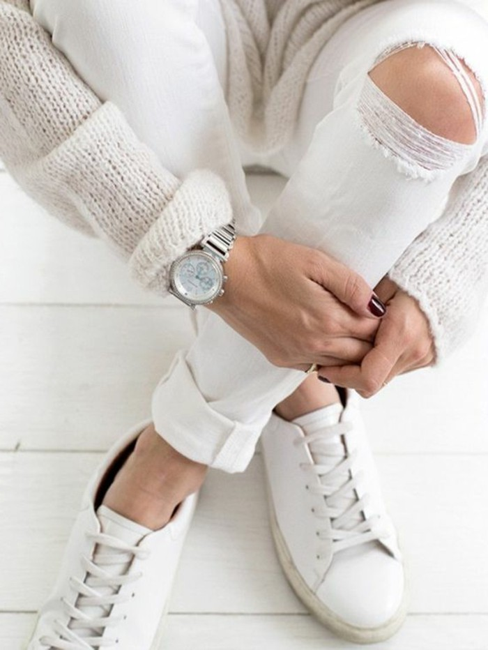 des-formidable-chaussures-femmes-blanches