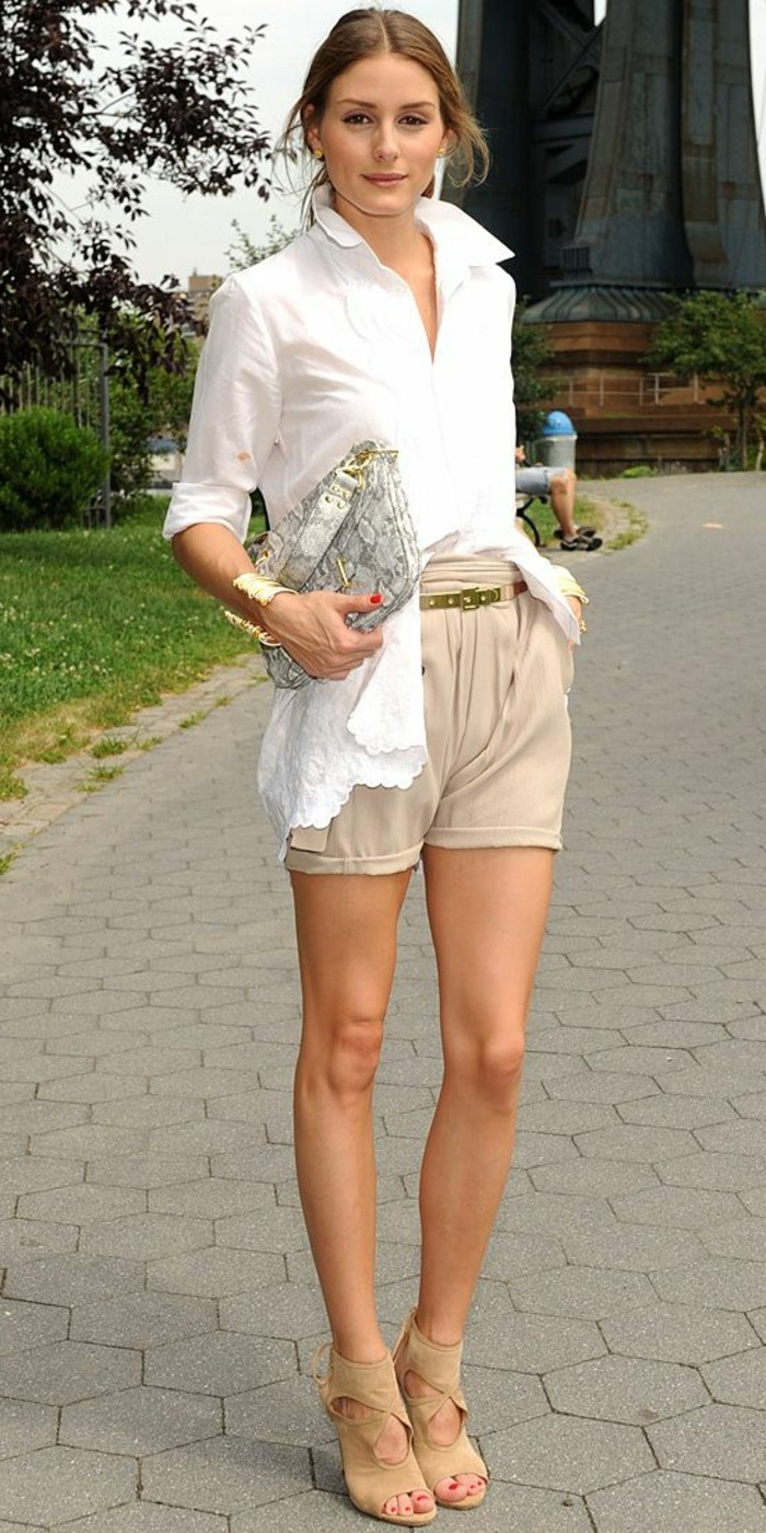 excellente-idée-tenue-casuel-short-en-jean-belle-olivia