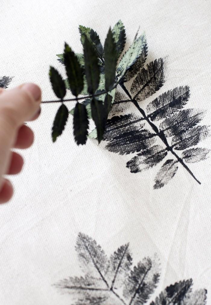 exceptionnel-feuille-d-arbre-dessin-feuille-d-arbre-idée-diy-noir-et-blanc
