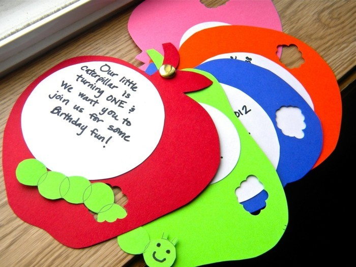 The Very Hungry Caterpillar Invitations for best invitation sample