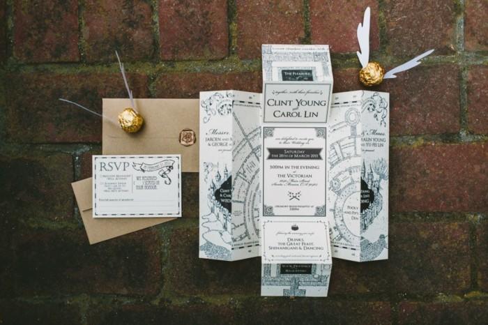 idée-décoration-mariage-poudlard-en-anglais-invitées