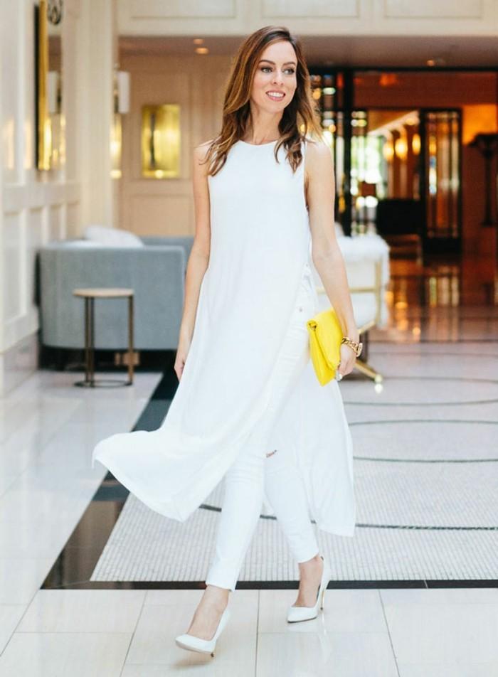 idée-jean-blanc-femme-tenue-chic-trop-jolie