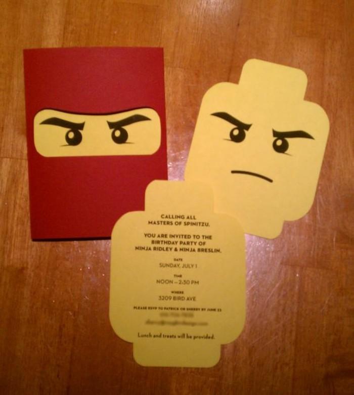 Complet Carte d'invitation anniversaire - les variantes les plus originaux  LP58