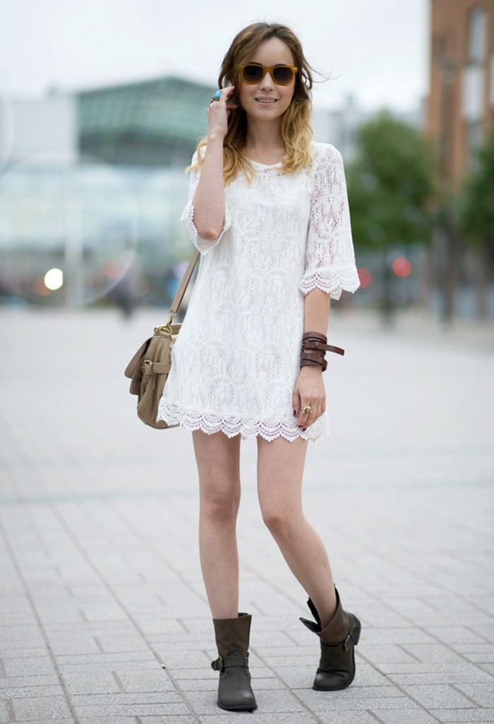 idée-quelle-robe-noire-a-dentelle-une-variante