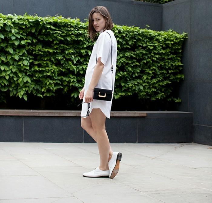 idée-tenue-avec-chaussures-blanche-femme-total-blanc
