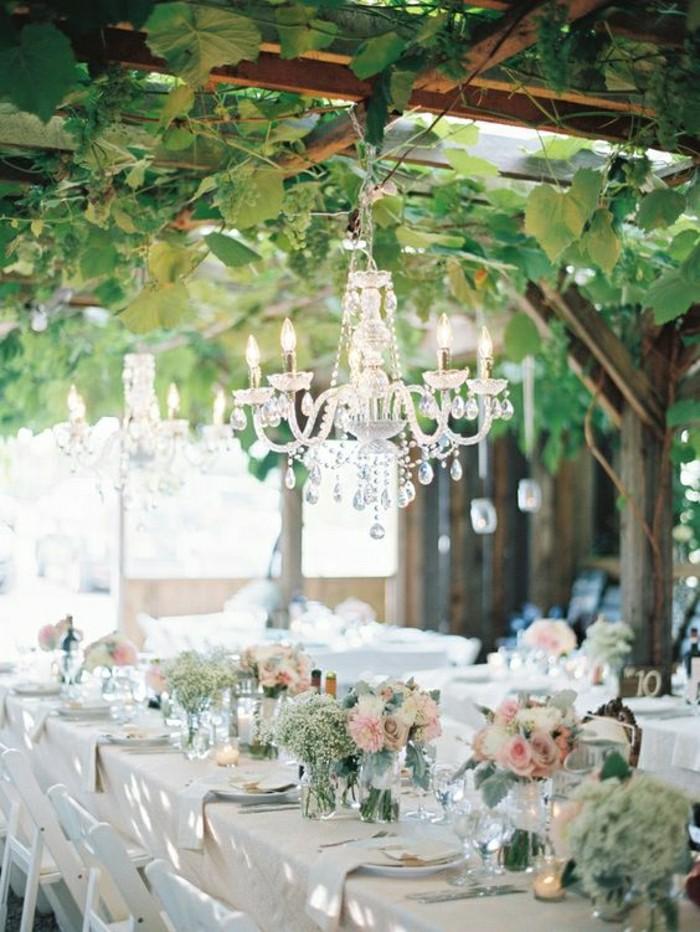 Comment d corer le centre de table mariage - Idee deco table pas cher ...