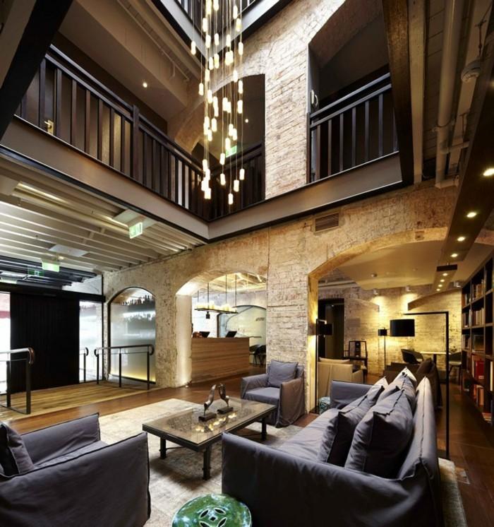 Int rieur classic et tr s chic l 39 aide de meuble colonial - Salon colonial design ...
