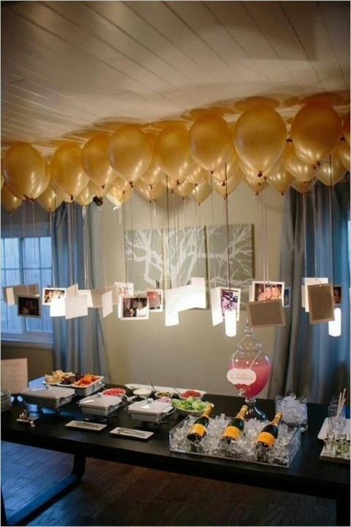 Idées de décoration de fête d'anniversaire adulte