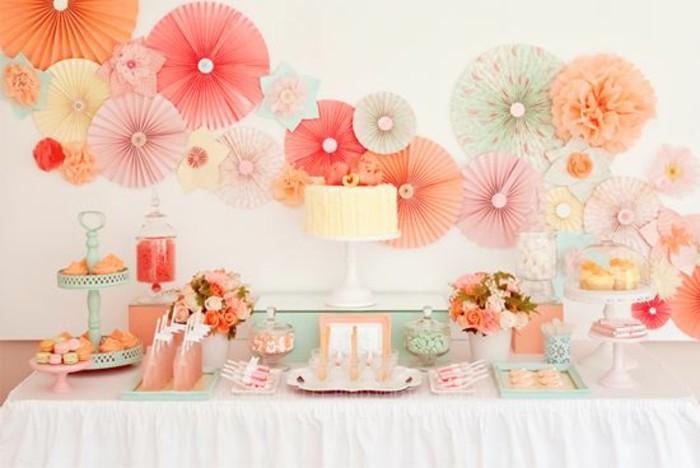 La d coration anniversaire adulte en 60 magnifiques photos - Decoration en bonbon pour anniversaire ...