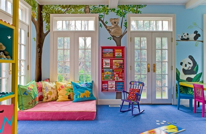 la-lecture-fairy-tail-en-coin-pour-lire-des-bons-livres-belle-chambre-enfant