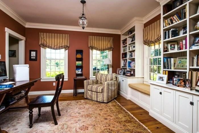 Intérieur classic et très chic à l\'aide de meuble colonial ...