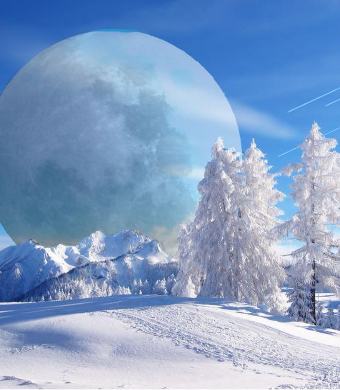 la-pleine-lune-paysage-d'hiver-photographie-artistique