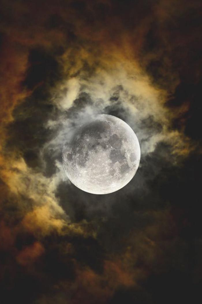 la-pleine-lune-photographie-émouvante-de-la-pleine-lune