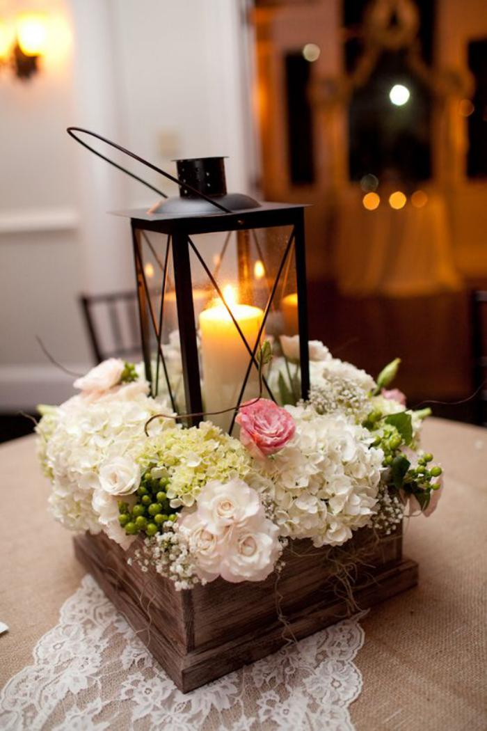 lanterne-bougie-décoration-de-fêtes-et-de-mariages