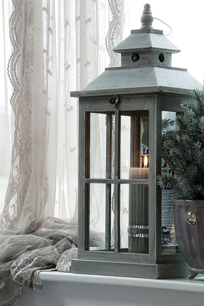 La lanterne bougie un objet d co classique en 45 photos for Objet et maison du monde