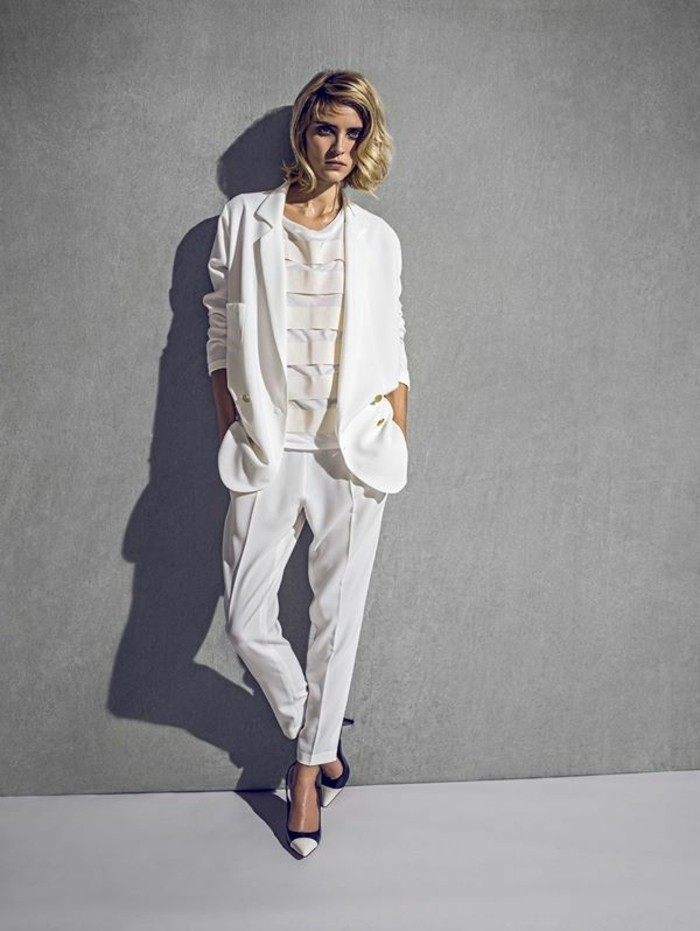 les-chaussures-femme-blanches-stylées-une-modèle
