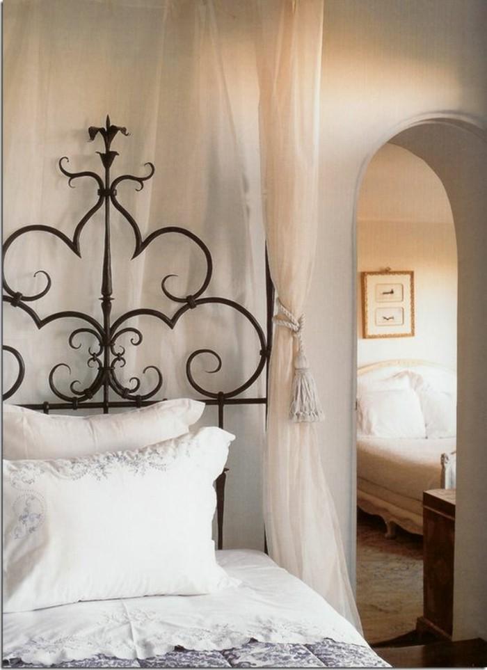 lit-deux-places-pas-cher-adulte-en-fer-forgé-pour-la-chambre-a-coucher