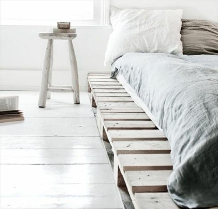 Chambre Rustique Blanc ~ Idées Créatives de Conception De Maison et ...