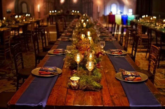 magie-lettre-admission-poudlard-table-mariage-chemin