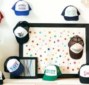 45 variants de casquette personnalisée trop cool!