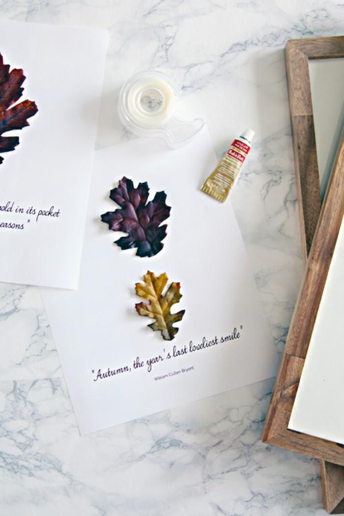 magnifique-idée-diy-avec-feuilles-d-arbres-automne-art