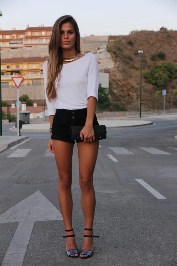 magnignifique-tenue-short-habillé-pour-femme-belle