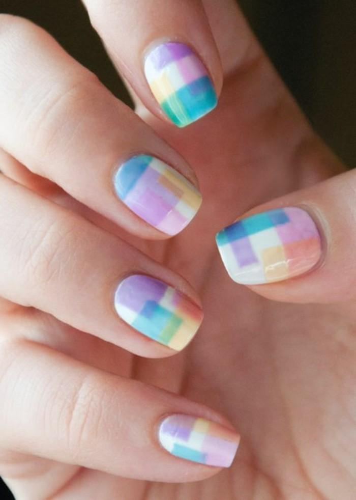 modele-d-ongle-en-gel-coloré-déco-ongles-femme-idee-deco-ongle-coloré