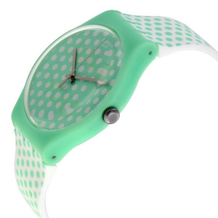 montre-swatch-a-pois-vert-clair-resized