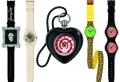 Montre Swatch pour un poignet oeuvre d'art