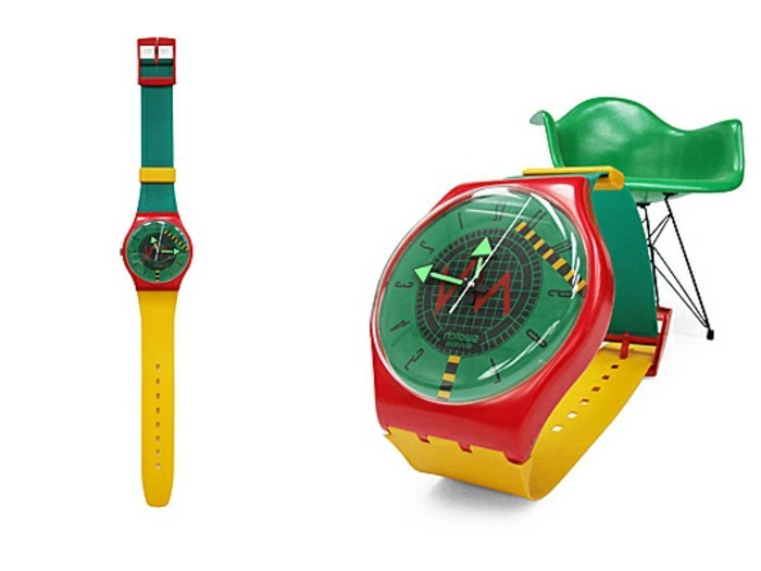 montre-swatch-en-vert-et-rouge-resized