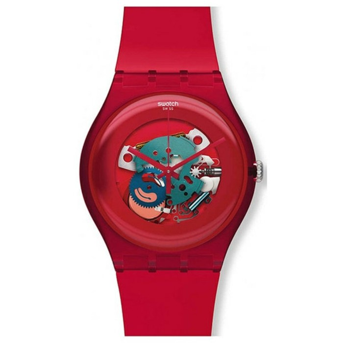 montre-swatch-rouge-flamme-elements-interieurs-visibles-transparente-resized