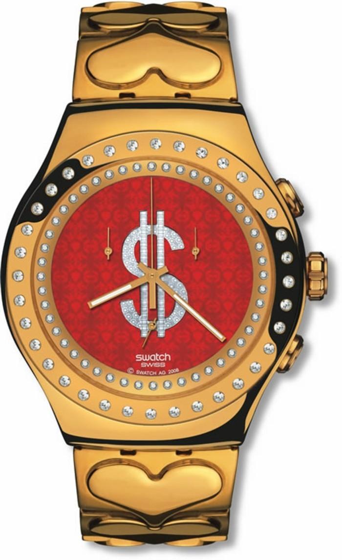 montre-swatch-signe-du-dollar-sur-fond-rouge-resized