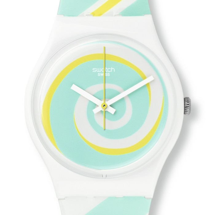 montre-swatch-spirale-blanc-et-vert-emeraude-acidules-resized