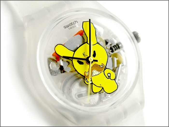 montre-swatch-transparent-couleur-jaune-personnage-resized