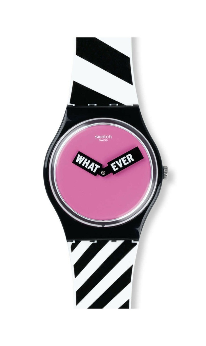 montre-swatch-what-ever-noir-et-rose-resized