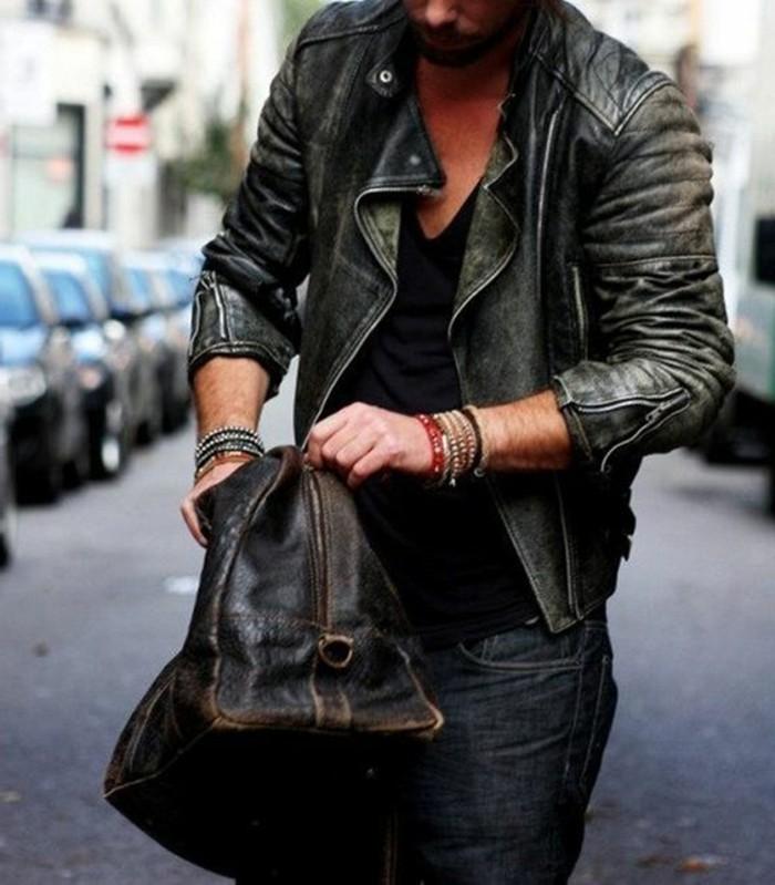 outfit-en-cuir-blouson-en-cuir-homme-pas-cher-vest-cuire-homme-tendnances
