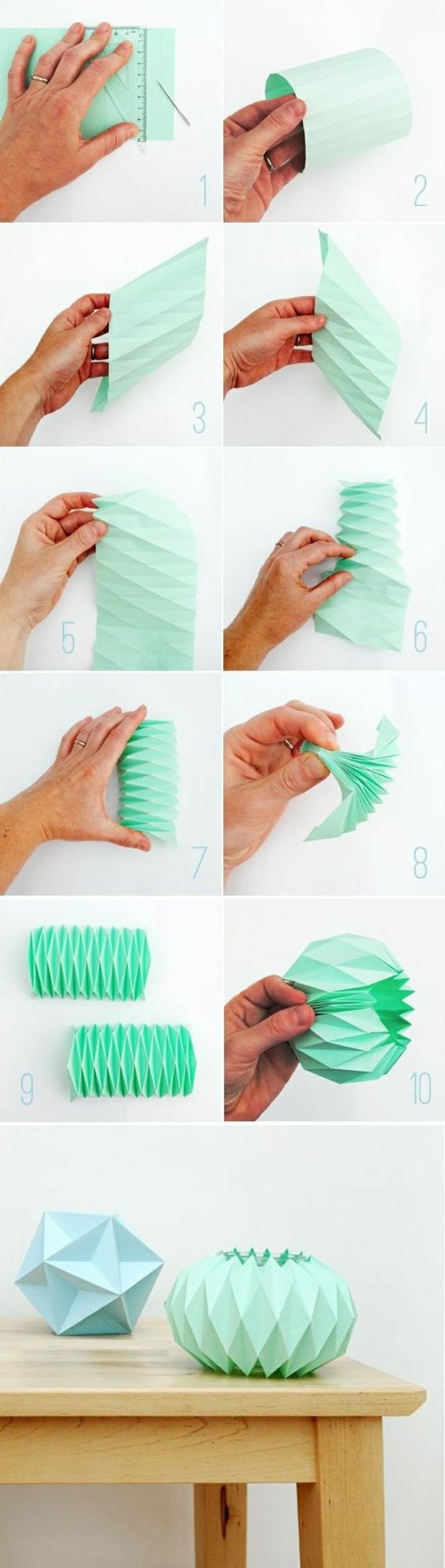 pliage-papier-coloré-pliage-origami-fleur-origami-figures-en-papier ...