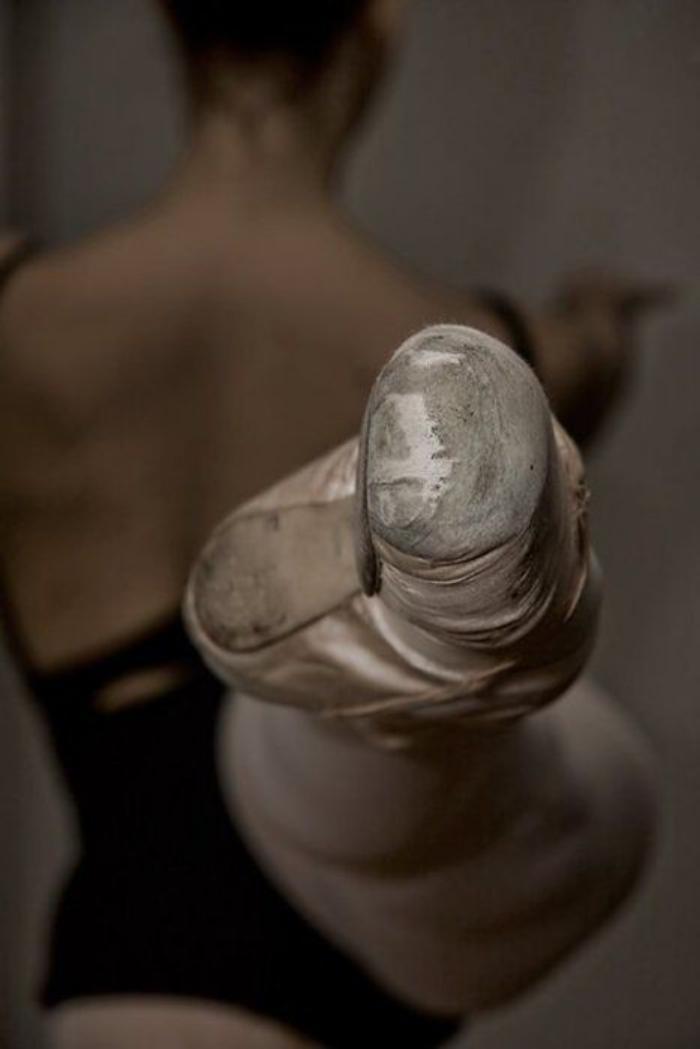 Exceptionnel Les merveilleuses pointes de danse classique - Archzine.fr UE77