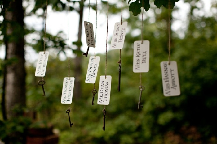 poudlard-harry-potter-fete-mariage-thème-déco-clefs