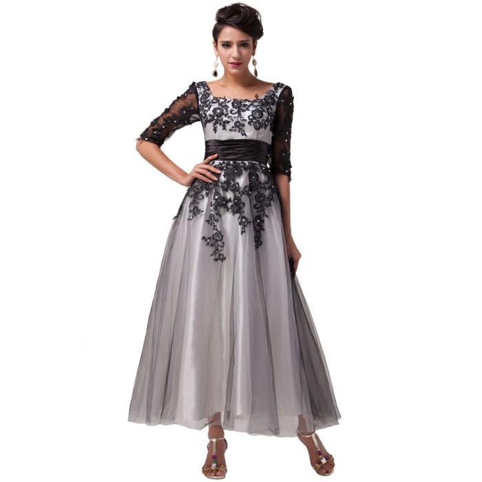 robe-de-soirée-longue-grise-satinée-resized