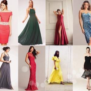 La robe de soirée pour mariage en 51 images,trouvez votre modèle!