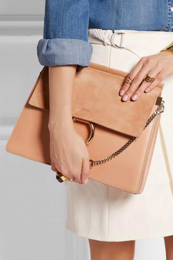 sac-chloe-beige-géométrique-sac-porté-épaule