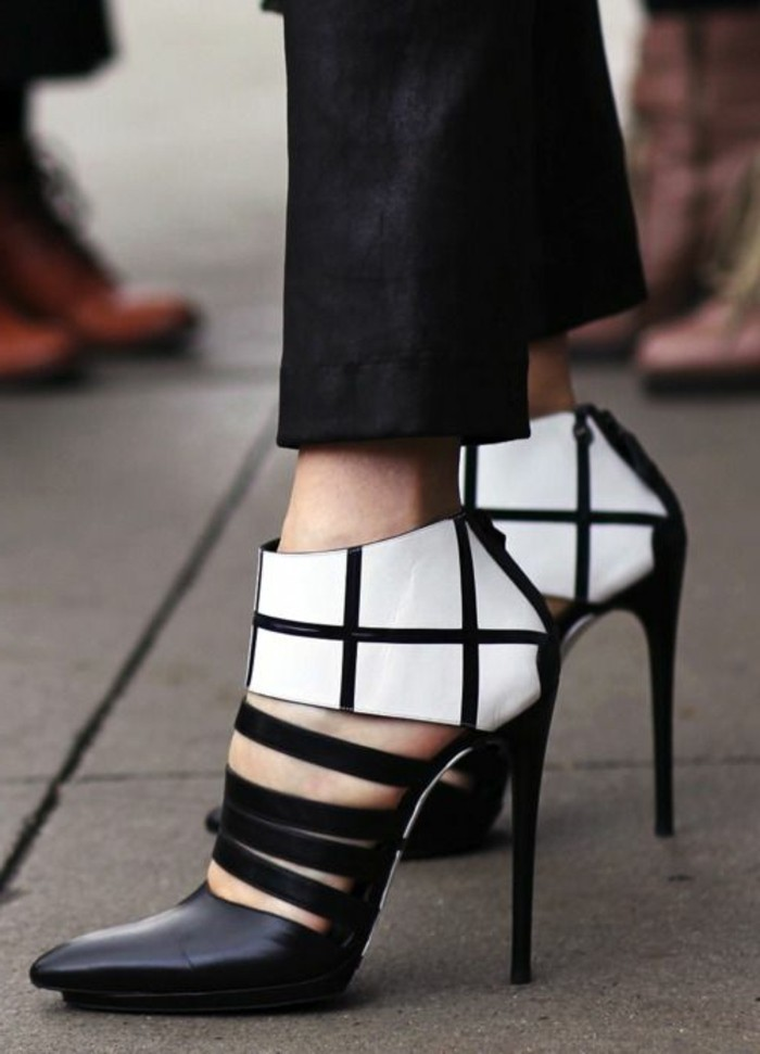 sandales-femme-blanches-chaussures-blanches