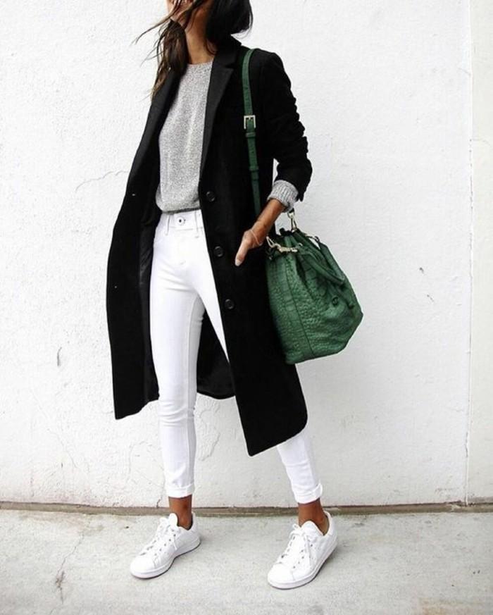 skinny-gris-femme-skinny-jean-femme-veste-jean-blanc-femme-tenue-de-jour