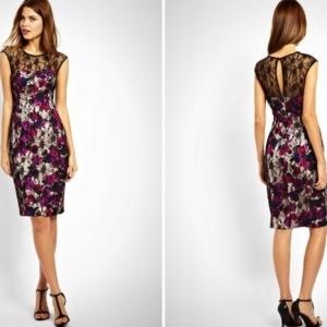 La robe en dentelle - 60 variants qui vont vous charmer!